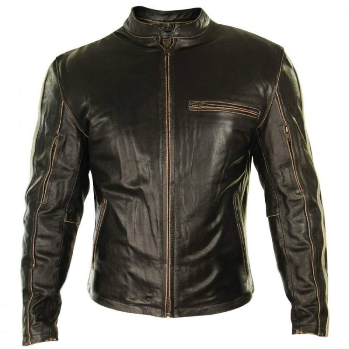 The Safest Motorcycle Jackets To Keep Your Skin